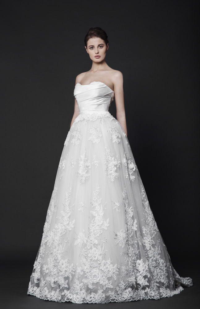 Bridal 2016 tony ward for Tony ward wedding dresses