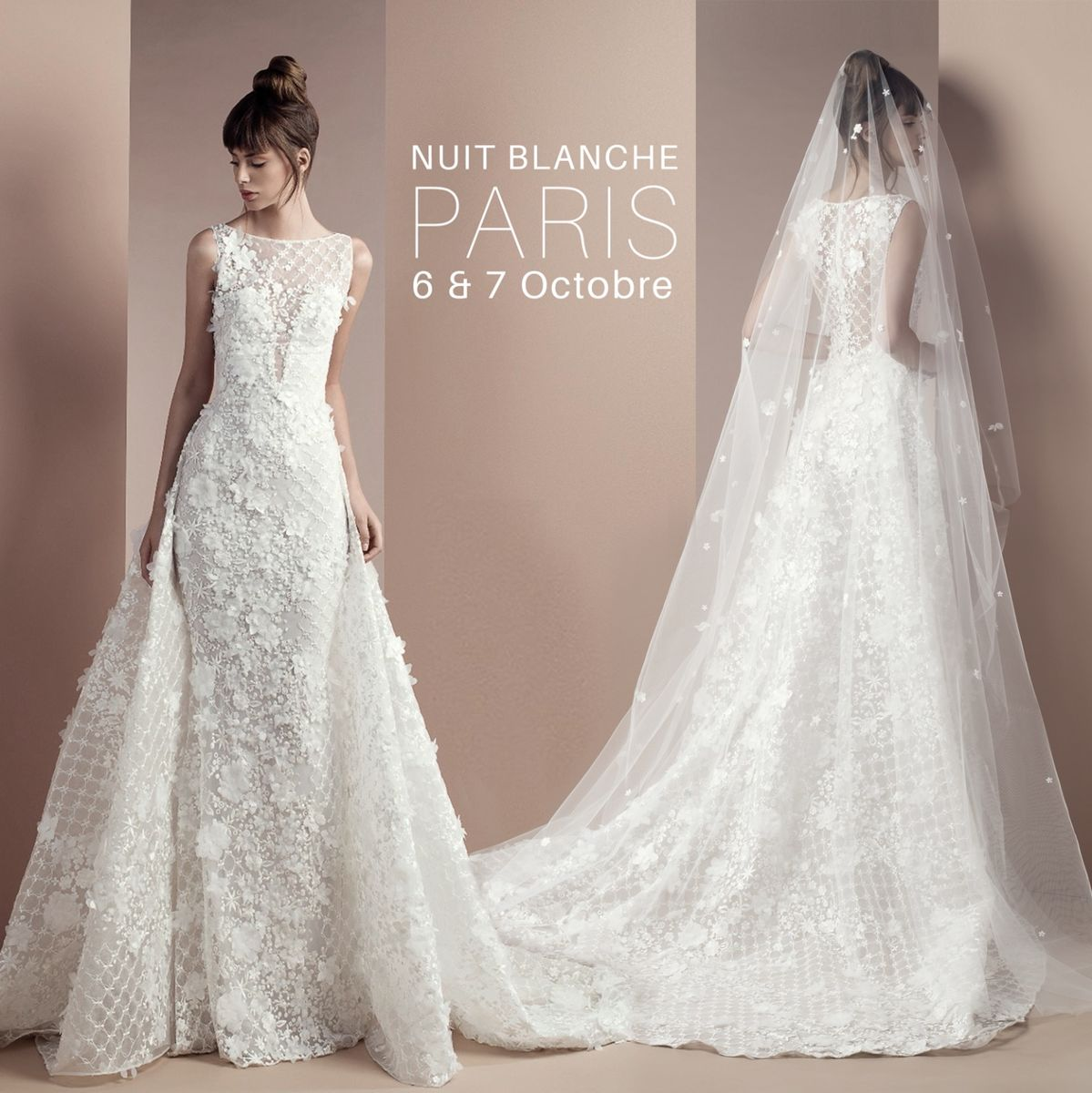 Tony Ward La Mariée Fall 2018 Wedding Dresses: Trunkshow At Nuit Blanche, Paris