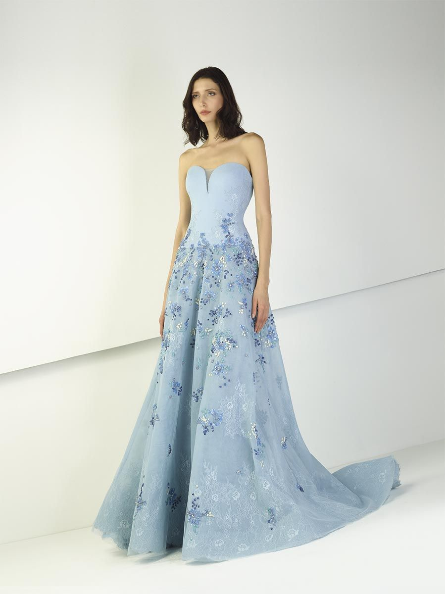 Spring Summer 2018 | Tony Ward Couture