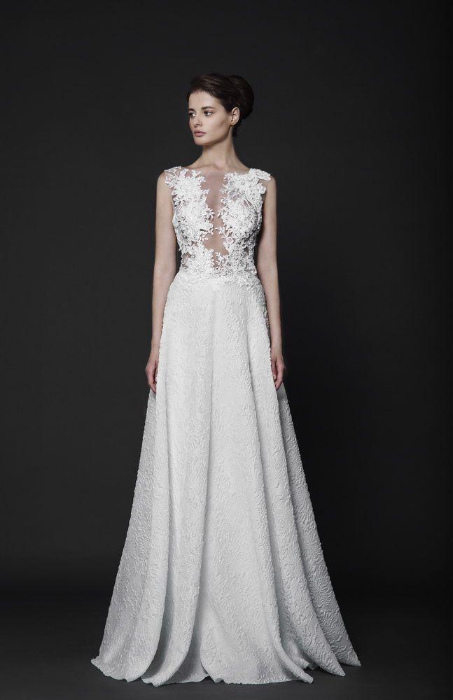 Bridal 2016 tony ward couture for Tony ward wedding dresses