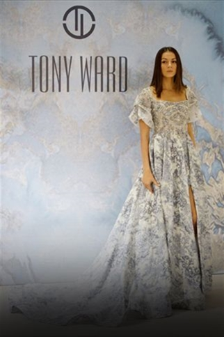 Tony Ward Fashion Show at Fifty One East