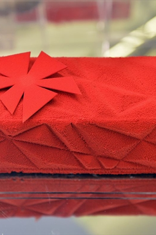 THE 2014 TONY WARD X FLEUR DE LYS DESIGNER BUCHE A TASTE FOR GOODNESS Charity Initiative