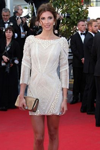 CELEBRITIES DRESSED BY TONY WARD 67th Annual Cannes Film Festival