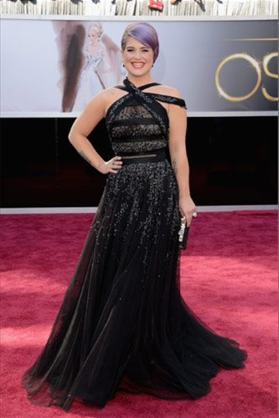 Tv Personality Kelly Osbourne