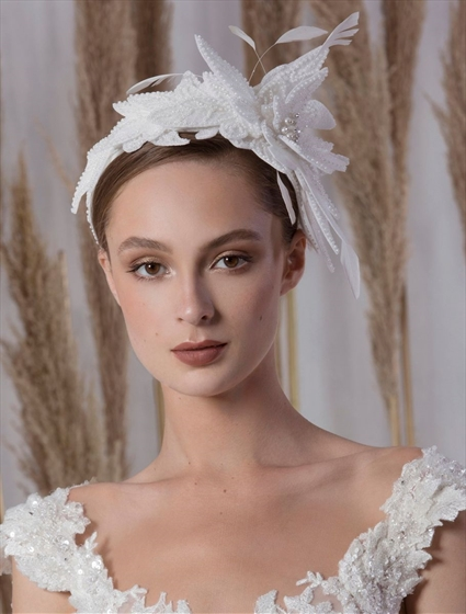 Viviane Headpiece
