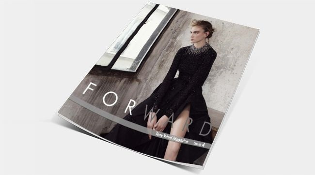 ForWard - Tony Ward Magazine