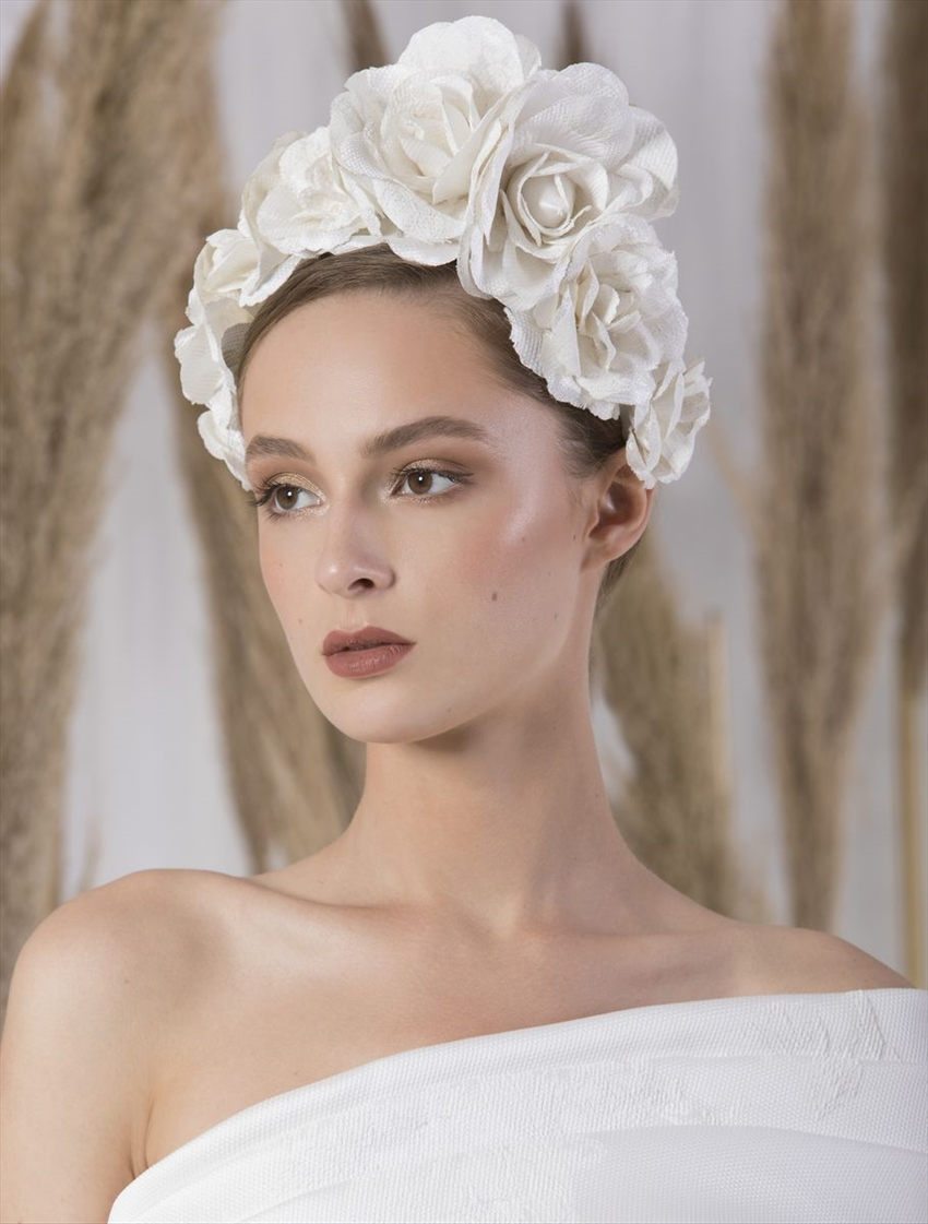 Delphine Headpiece